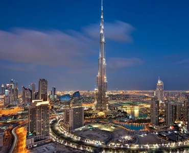 Best Place to Visit in Dubai