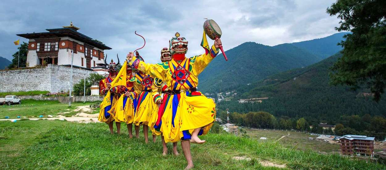 Bhutan Luxury sightseeing and cultural Tour