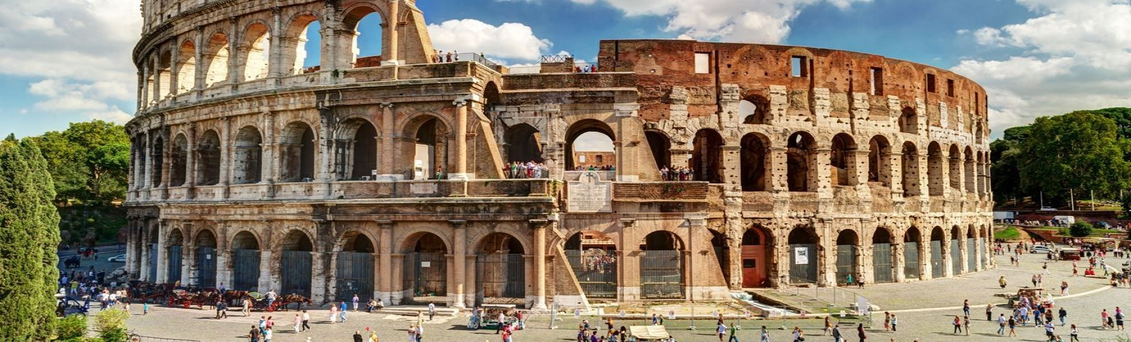 Rome: The Eliteness of the Art, Architecture and Sculpture