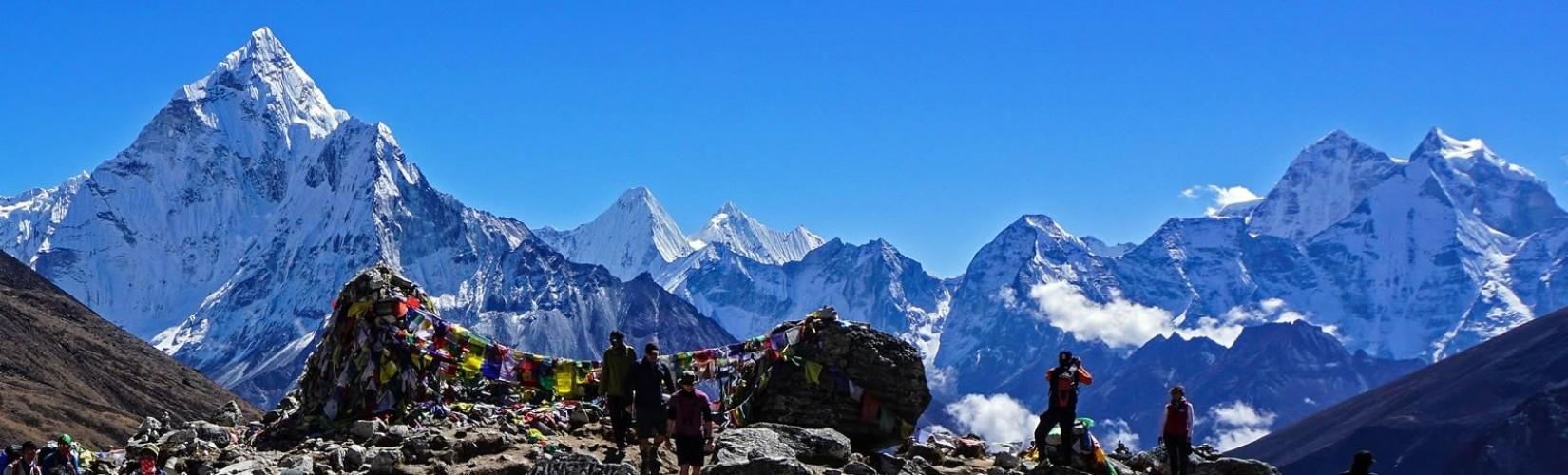 Everest Base Camp Trek in Spring