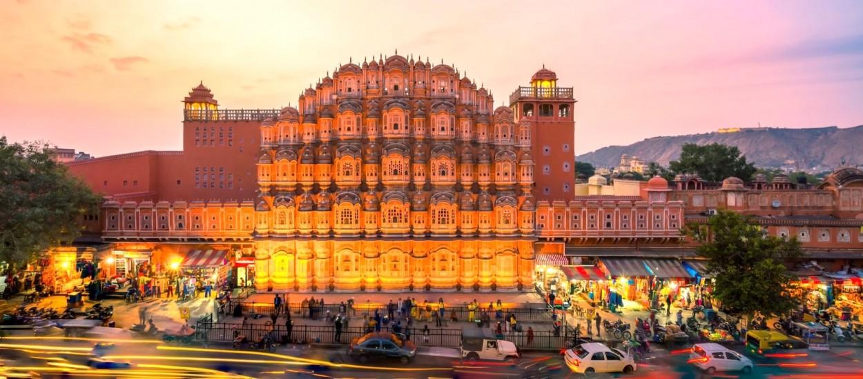 Golden Triangle with Holy Varanasi