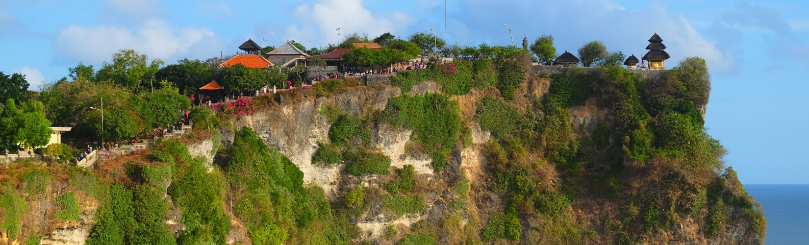 Luhur Uluwatu: Iconic cliffside Sea Temple in Bali