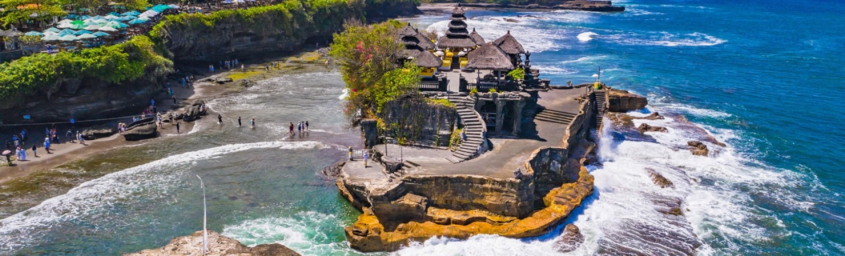 Pura Tanah Lot: Most Popular  and Most visit Temple In Bali