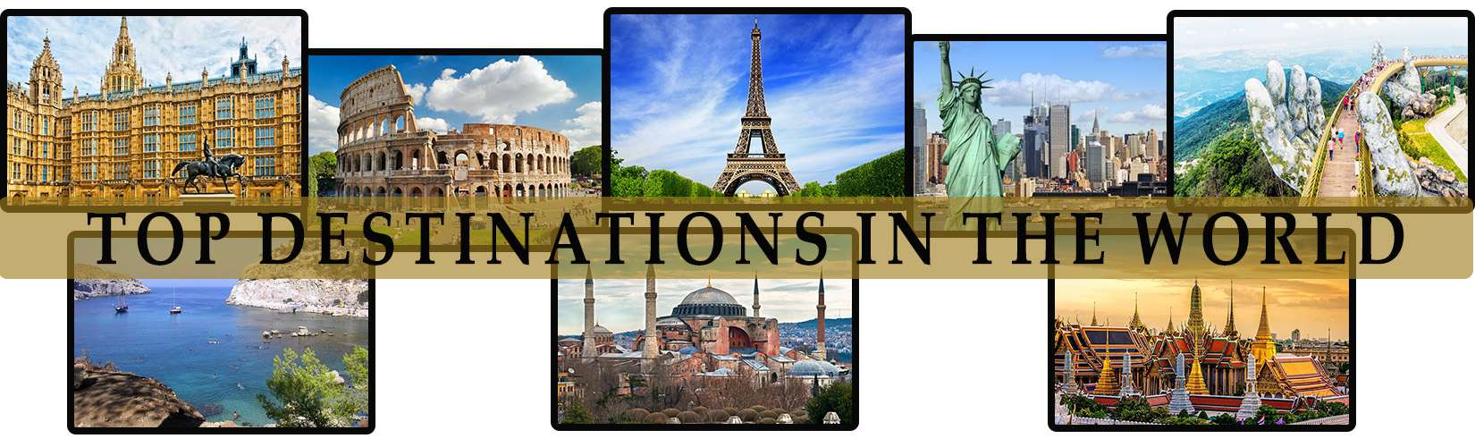 Best Place to Visit: Top 5 Tour Destination in the World