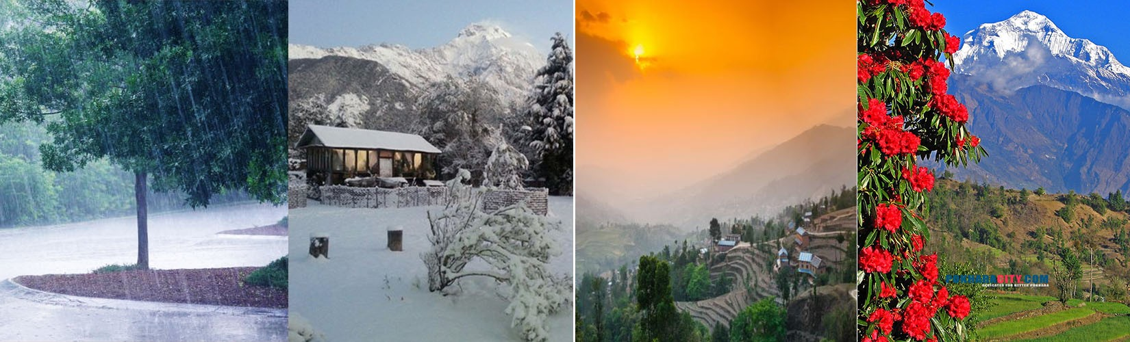 Weather and Climate in Nepal