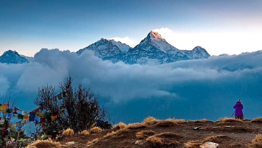 14-Day Nepal Trekking, Jungle Safari & Rafting Adventure