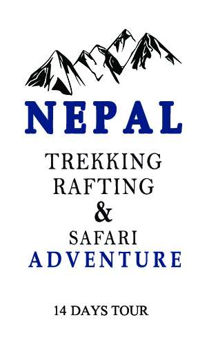 14-Day Nepal Trekking, Jungle Safari & Rafting Adventure